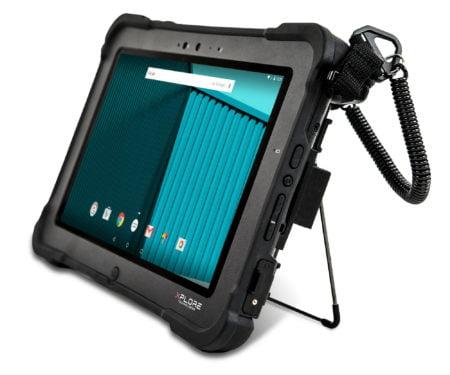 Intrinsically Safe Tablet Xplore XSlate D10 with Kickstand