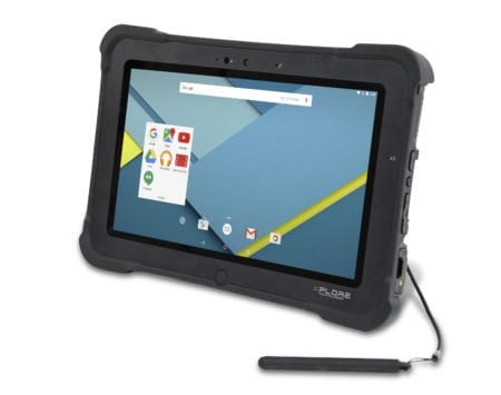 Intrinsically Safe Tablet Xplore XSlate D10 with Pen