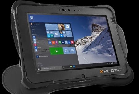 Intrinsically Safe Tablet Xplore XSlate L10 Main Image