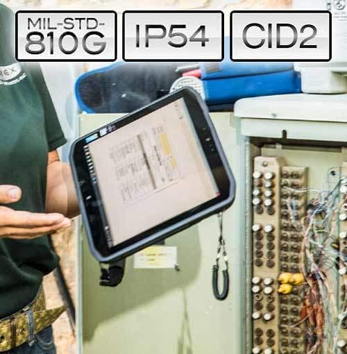 Intrinsically Safe Tablet Xplore XSLATE R12