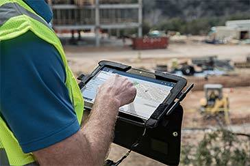 Intrinsically Safe Tablet Xplore XSlate R12 Class 1 Division 2 Hazardous Areas