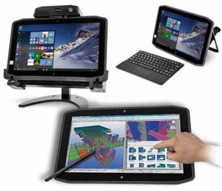 Intrinsically Safe Tablet Xplore XSlate Rugged Tablet