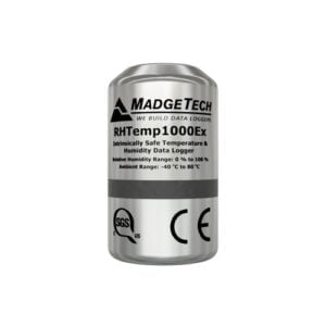 Intrinsically-Safe-Temperature-and-Humidity-Data-Logger-Madge-Tech-RHTEMP1000EX-ATEX-certified