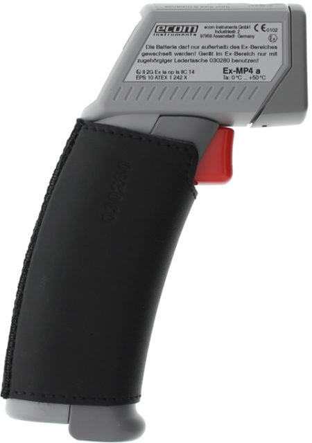 Intrinsically Safe Temperature Meter Ecom Ex-MP4 a product image side view 2