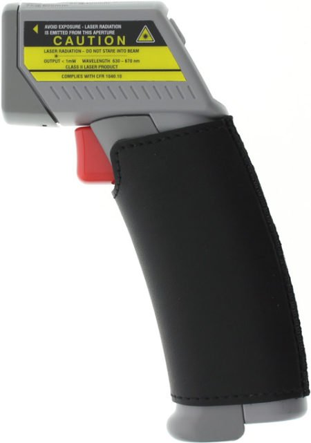 Intrinsically Safe Temperature Meter Ecom Ex-MP4 a product side view image