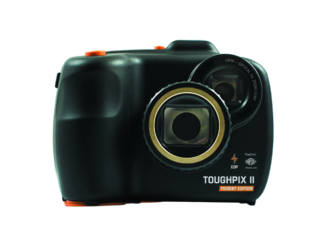 Intrinsically Safe ToughPIX II Trident Edition TP2410XP CorDEX