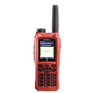 Intrinsically Safe Two-Way Radio Ecom TETRA THR9 Ex Main Image