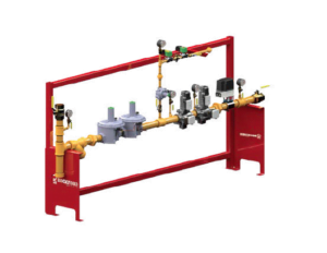Intrinsically Safe Valve Train Rockford System Model 3