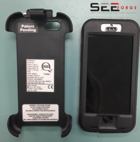 Intrinsically Safe iPhone 6+ Plus Case