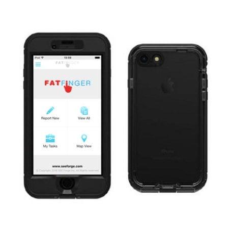 Intrinsically Safe iphone 8 case