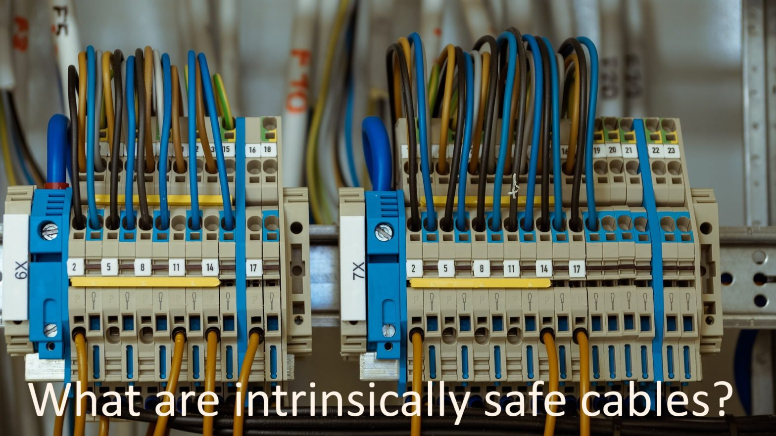 Intrinsically safe cable