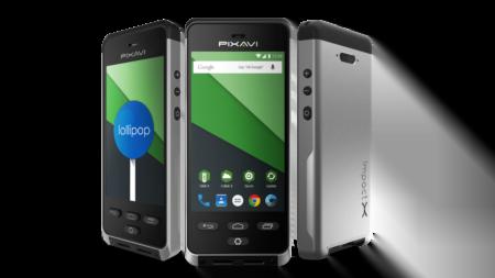 Intrinsically Safe Cell Phone Batec Impact X NC No Camera