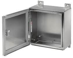 Explosion proof enclosure.
