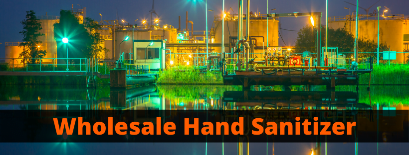 Wholesale Hand Sanitizer