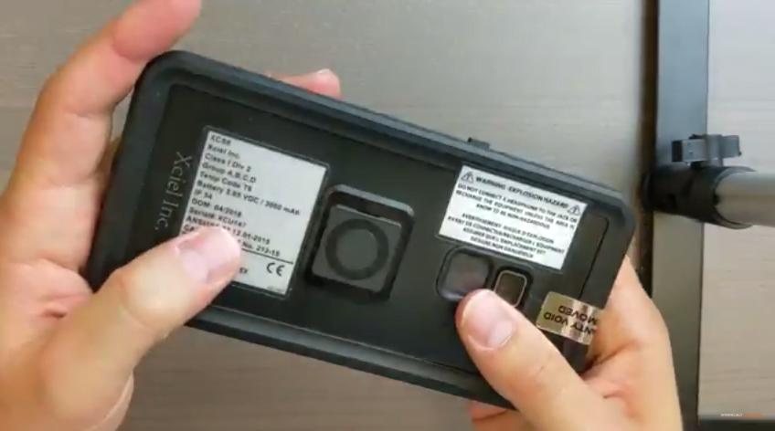 XCiPhone 8 from Xciel Zone 2 Certified