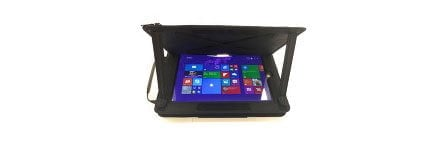 Intrinsically Safe Microsoft Surface Pro 2017 5th Gen Case With Cover Image