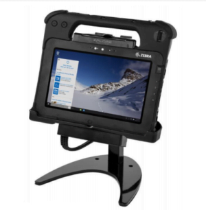 Xplore L10 Industrial Dock Main Image with tablet