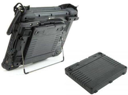 Xplore XSlate B10 and D10 External 2nd Batteries Main Image of Battery