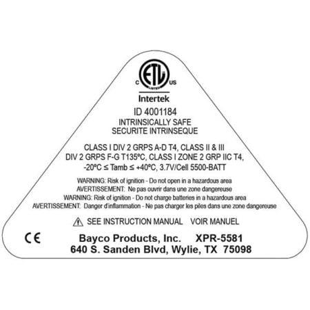 Intrinsically-Safe-Lantern-NightStick-VIRIBUS-XPR-5581RX-product-mark-file