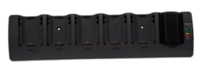 Zebra Omnii XT15 6 Slot Spare Battery Charger Main Image of Charger